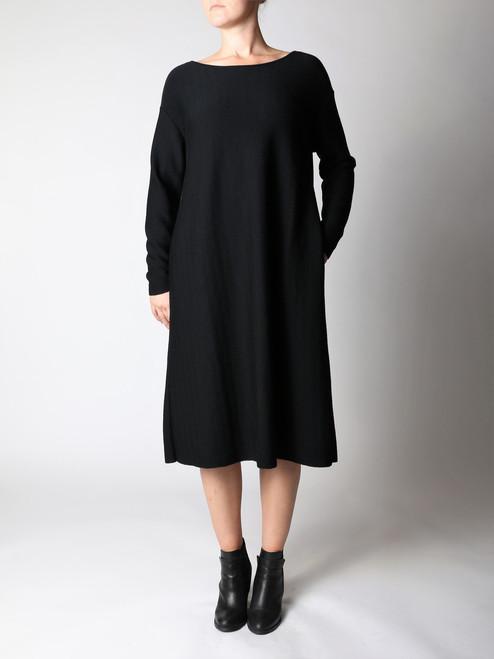 MANUELLE GUIBAL KNIT DRESS ELLI BI (44456)