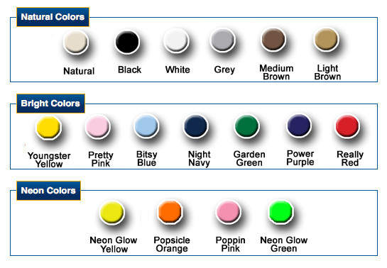 17 Color Options for the ORIGINAL Hearing Aid Sweat Band