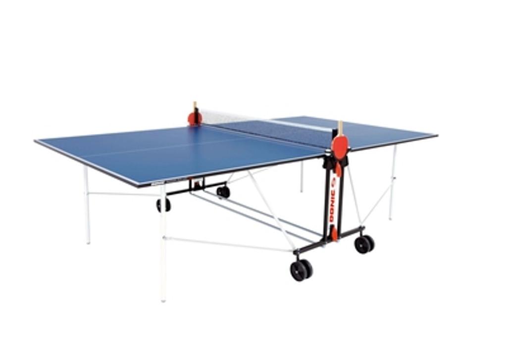 Donic Indoor Roller FUN Blue Table Ping Pong Depot Table Tennis Equipment