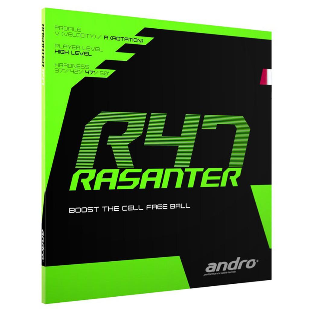 Andro Rasanter R 47 Rubber Ping Pong Depot Table Tennis Equipment