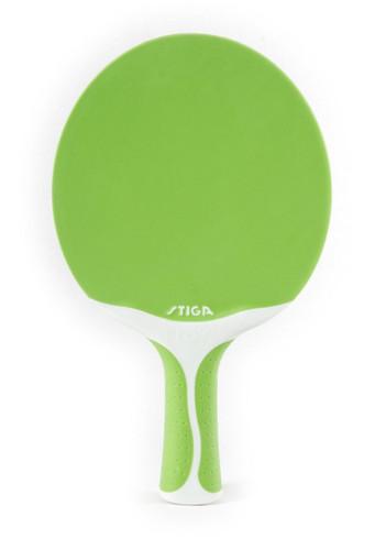 Stiga FlowOutdoor Green Racket