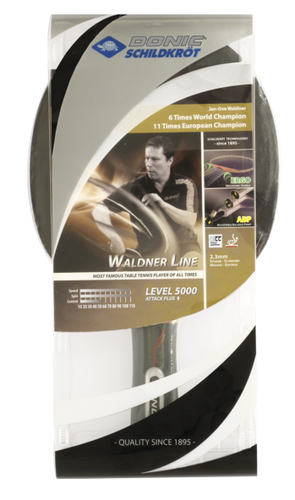 Donic Waldner 5000 Level Racket