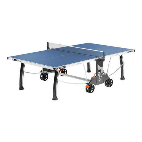 Cornilleau Performance 400M Crossover Indoor/Outdoor Blue Table (USA Only)