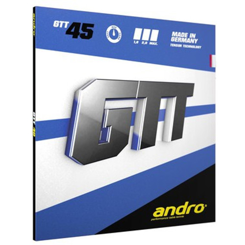 Rubber Sheet for Combo Blade - Andro GTT 45 Rubber (Only with 1 Combo Blade)