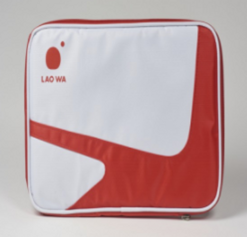 Donic Lao Wa Single White-Red Racket Case
