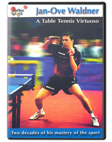 Reflex Sports Jan-Ove Waldner A Table Tennis Virtuoso DVD (2)