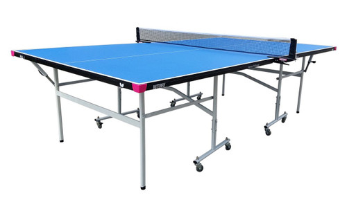 Butterfly Fitness Table Blue (Canada only), free ship & net