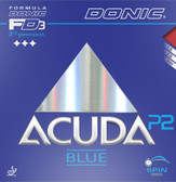 Donic Acuda Blue P2 Rubber Sheet