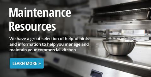 Maintenance Resources