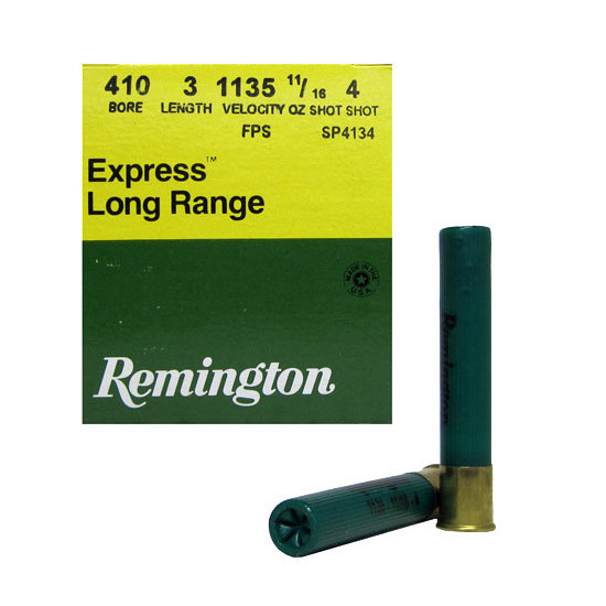 Express Extra Long Range 410ga 3 11/16oz #4 25/