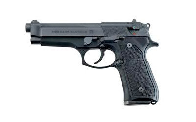Beretta 92fs 9mm 4.9[dquote] Bl 2-15rd Itly