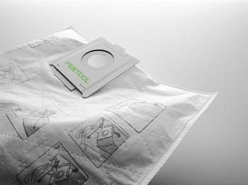 Festool SELFCLEAN filter bag 5x CT48