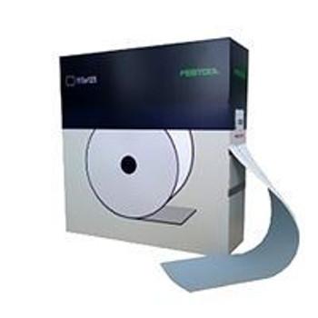 Festool Granat | Shop Roll 115mm x 25m | 320 Grit | 208 pcs (497095)