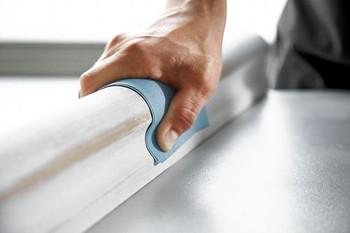 "Festool Granat | Sheet Paper 9""x11"" | 120 Grit | 50 pcs (201090)"