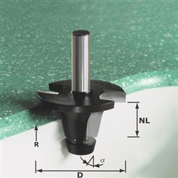 Festool Basin bit w/bear HW 59mm 12