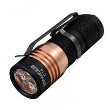 Manker E14  1600 Lumen Mini EDC Pocket LED Flashlight