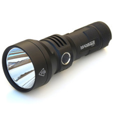 Manker U21 1300 lumen 700M Thrower CREE XHP35 HI LED Flashlight