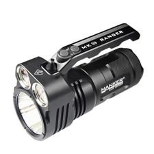 Manker MK39 Ranger 6000 Lumens CREE XHP35 HI + 8x CREE XHPG3 / 8x Nichia 219C LED Flashlight