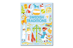 Swedish Traditions Book