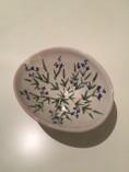 Vintage - Ceramic Oval Bowl, Laholm