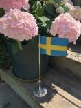 Vintage - Swedish Flag