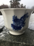 "Vintage - Bowl ""Blå Blom"" from Royal Copenhagen"