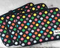 Happy Socks - Computer/ iPad Case, Dots