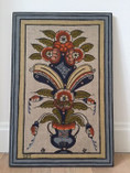 Vintage - Handprinted Kurbits Tapestry