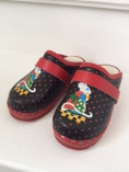 Vintage - Baby clogs size 23