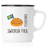 Happy - Swedish Fika Mug