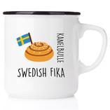 Happy - Swedish Fika Mug