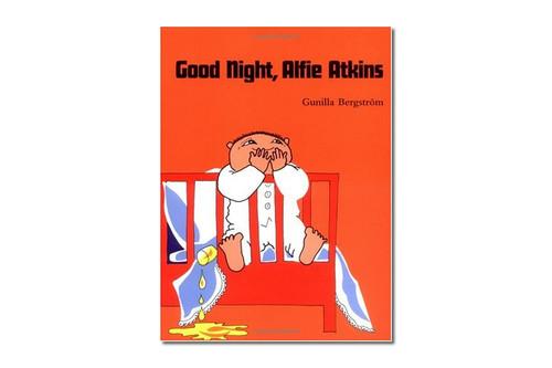 Good Night Alfie Atkins Book