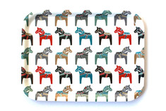 I Love Design - Dala Horse Tray