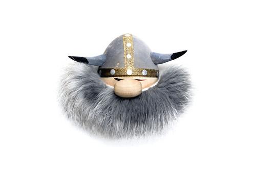 Skandinavisk Hemslöjd - Viking Magnet