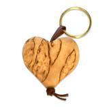 Fjällprodukter - Heart Key Ring
