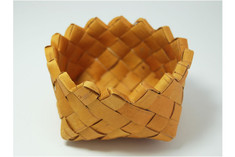 Anitas Hantverk - Birch Bark Bowl