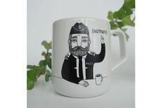 BahKadisch - Snutkaffe Mug