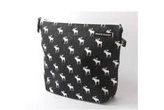 Bruka Design - Toiletry Bag Elk Black