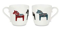 I Love Design - Dala Mug