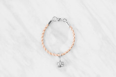 Skultuna - The Silver Charm Bracelet, Crown