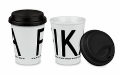 I Love Design - FIKA Take Away Cup