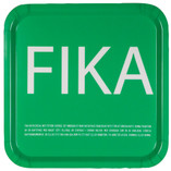 I Love Design - FIKA Tray Green