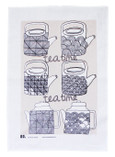 Emelie Ek - Tea Time Towel Green