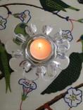 Vintage - Candle Holder Kosta Sweden