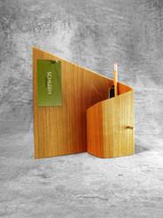Porte-notes design # 687