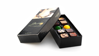 Chocolat Christophe Morel, coffret 10 Jewels # 4621