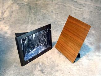 Cadre à photo magnétique design # 1704