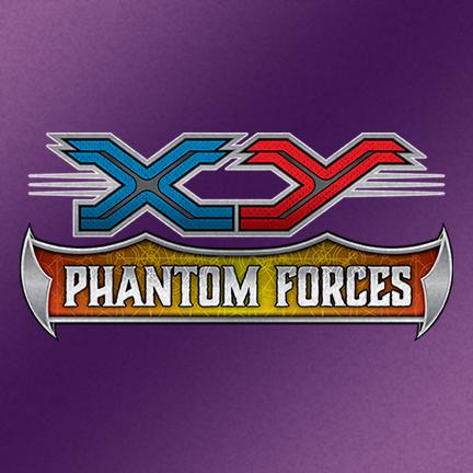 Pokemon TCG XY Phantom Forces Expansion