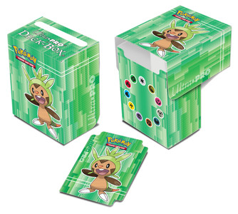 Ultra Pro - Pokemon - Chespin - Deckbox