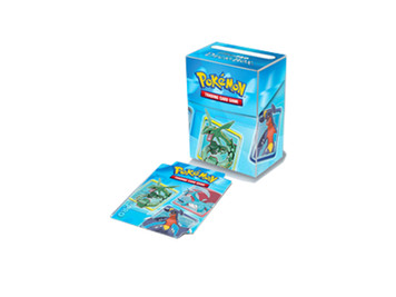 Ultra Pro - Pokemon - Epic Dragons: Garchomp, Rayquaza, Salamence, Haxorus - Deckbox